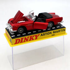 Atlas 1/43 Dinky toys 110 Aston Martin Red Diecast Models Collection