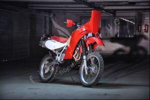 Honda XR650L / Honda XR600R rally / touring kit 22l (5.8 gal) Acerbis fuel tank