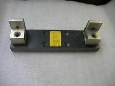 COOPER BUSSMANN FUSEHOLDER R60400-1CR  HRC-1 FUSE 400 AMP 600 V