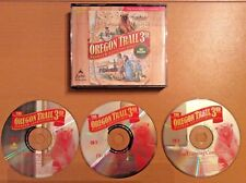 Oregon Trail the 3rd Edition Pioneer Adventures for PC 1997