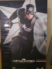 1/6 Hot Toys Captain America MMS242 Stealth Strike Suit