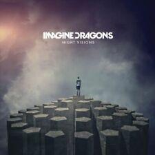 Imagine Dragons - Night Visions [New & Sealed] CD