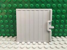 LEGO - 1 x Sliding Train Door Light Bluish Gray - 7898, 10183