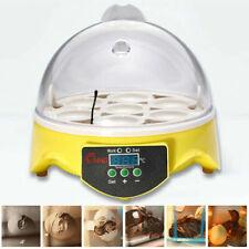 7-Egg Mini Practical Poultry Electric Incubator Digital Mini Chicken Duck Hatche
