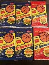 Michael Jordan Hanes Fleer 30th Anniversary Trading Cards