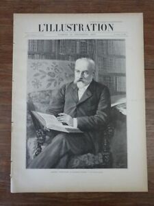 L'ILLUSTRATION 1897 (2859) André Theuriet Academie Francaise