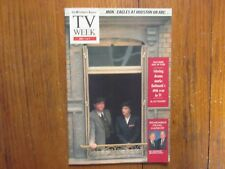 Dec. 1, 1991 Philadelphia TV Week Maga(JUDY DAVIS/SAM NEILL/ONE AGAINST THE WIND