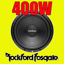 "Rockford FOSGATE 12"" 12-Inch 400w CAR AUDIO SUBWOOFER Bass Sub PRIME 30cm 4ohm"