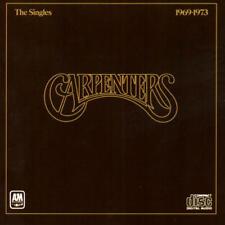 Carpenters - The Singles 1969-1973 (CD-Album A&M Records 393 601-2) 1991