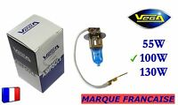 """► Ampoule Xénon VEGA® """"DAY LIGHT"""" Marque Française H3 100W 5000K Auto Phare ◄"""