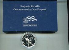 2006 P BEN FRANKLIN SCIENTIST COMMEMORATIVE DOLLAR PROOF ORIGINAL 7929K