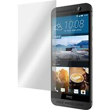 2 x HTC One M9 Plus Film de Protection clair Protecteurs Écran