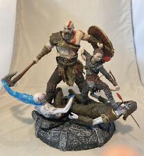 God of War Collectors Edition Statue Sony PS4 Pro Raf Grassetti