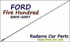 """2005-2007 Ford Five Hundred - 32"""" Black Stainless AM FM Antenna Mast"""