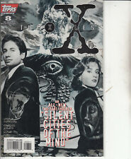 The X Files-Issue 8-Topps Comics  1995-Comic