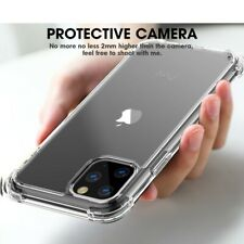 Soft Transparent Clear Shockproof Gel Bumper for Iphone 11 , 11 Pro, 11 Pro MAX