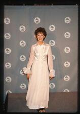 1994 Celine Dion @ Grammy Awards Original Slide Transparency Canadian Singer