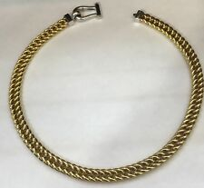 14KT Yellow Gold Link Necklace