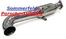 PORSCHE 965 TURBO vide Catalyseur Sport leerkat conduit Converter Without Cat