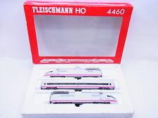 LOT 56220 | Fleischmann H0 4460 Elektrotriebzug ICE BR 410 der DB 3-teilig OVP