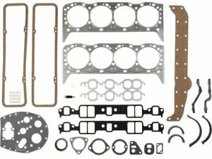 For 1975-1976 GMC P25 Engine Gasket Set Victor Reinz 81526KZ 5.7L V8