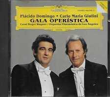 Placido Domingo • Carlo Maria Giulini – Gala Operística  CD