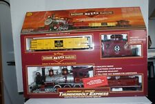 Bachmann G Scale Thunderbolt Express Train Set Model 90011