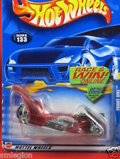 73:NEW HOT WHEELS FRIGHT BIKE from USA