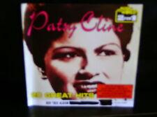 PATSY CLINE 20 GREATEST HITS - RARE AUSTRALIAN CD