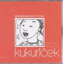 KUKURICEK CD 2012 Djecji Festival Croatia Kinder Child Kroatien Lieder Song Hit