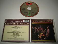 STRANGE BREW/THE VERY BEST OF CREAM(POLYDOR/811 639-2Y)CD ALBUM