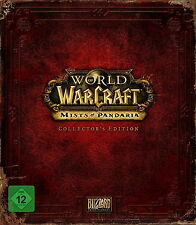 World Of WarCraft: Mists Of Pandaria - Collector's Edition (PC 2012) Sammler