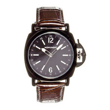 Monument Men's 'Rank' Alloy Case Analog Watch MMT4685