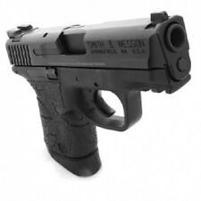 Talon Grip for Smith & Wesson M&P Compact 9mm/ .40 Black Rubber - 704R