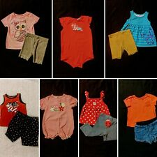 Baby Girls Size 24 Months Spring & Summer Clothing Lot
