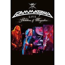 GAMMA RAY - LIVE-SKELETONS & MAJESTIES LIVE DVD BEST OF HEAVY METAL NEU