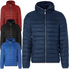 Chaqueta hombre TWIG Ultralight Daily Jacket L228 abrigo acolchado capucha