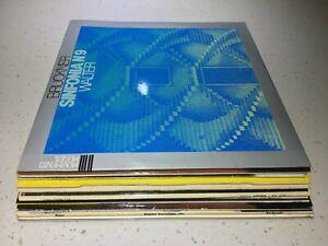 BULK LOT  #  3 (12) CLASSICAL LPS Bruckner/Elgar/Beethoven/Verdi/Wolf.. EXC
