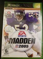 Madden NFL 05 - Xbox 360 Live NEW