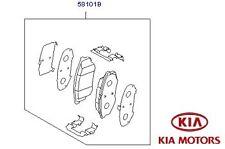 Origin KIA SPORTAGE 2010-2013 freno pad set frontale 581012sa70