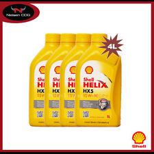 Shell 4 L Volume Vehicle Engine Oils