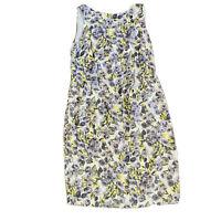 Boden Women's Silk Blend Size 14 A-Line Dress