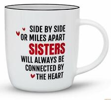 Best Sister Ever Coffee Mug,Gifts From Sister to Sister,Birthday, Mother's Day
