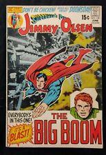 Superman's Pal Jimmy Olsen 138(DC June 1971) Good/Very Good Jack Kirby!