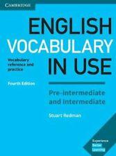 English Vocabulary in Use Pre-intermediate and Intermediate Boo... 9781316631713