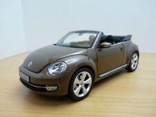 1 18 Kyosho VW Beetle Convertible 2012 brownmetallic