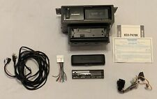 VTG. Pioneer KEH-P4700 Cassette Player In Dash Receiver + CDX-P1230S 12 Disc