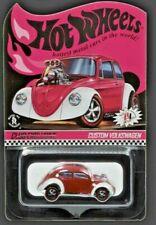 2019 Hot Wheels Club Exclusive RLC Pink Custom Volkswagen VW Bug IN HAND