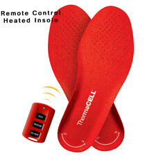 Heated Electric Shoe Winter Heater Feet Warmer Warm Insoles Pads with remote