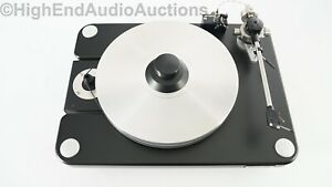 VPI Scout 1.1 Turntable Record Player - JMW-9 Tonearm - Dust Cover